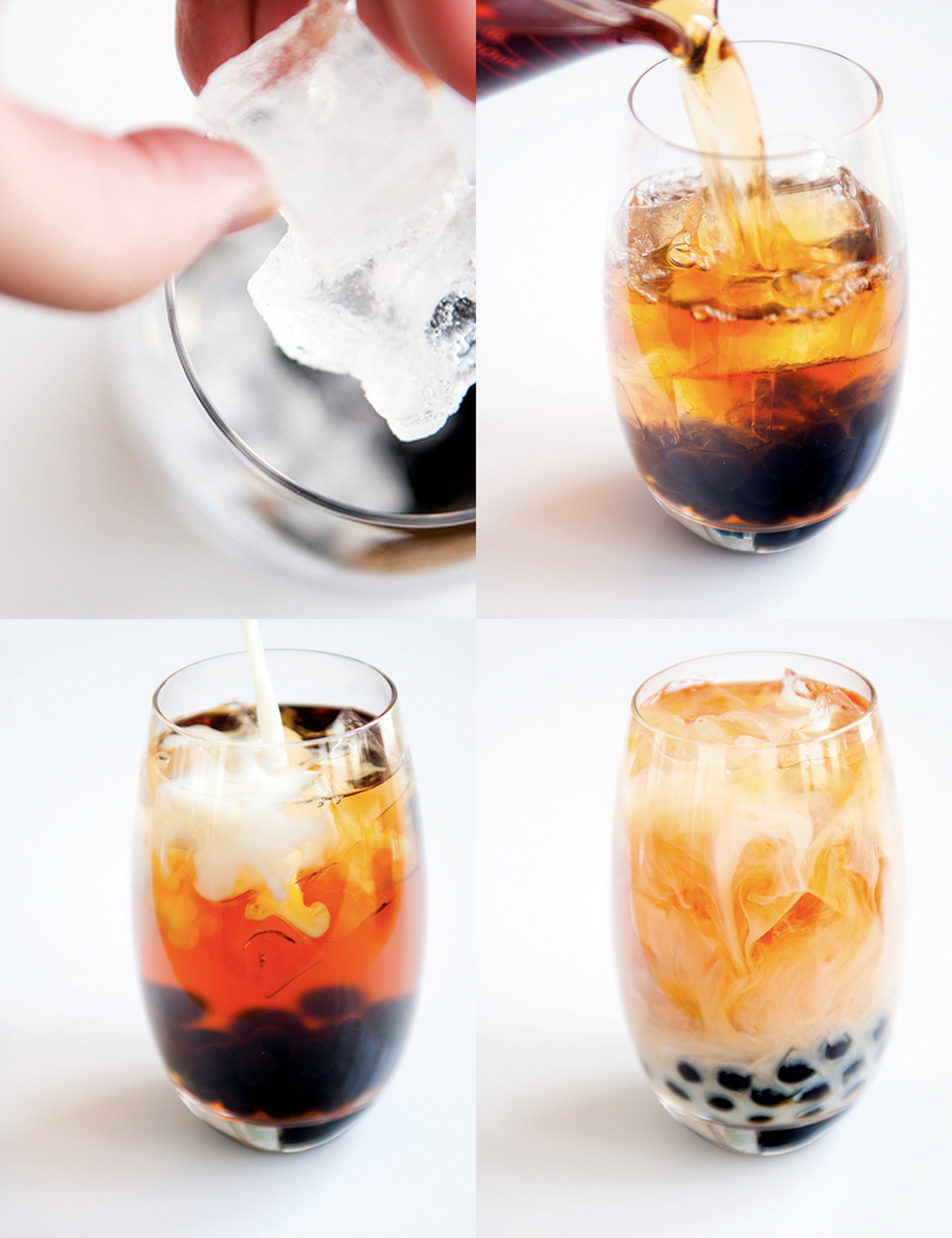 Sweet Drinks // Milk Tea Boba | Sugar & Cloth